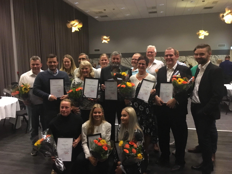 Sissel Sørhøy fikk årets hederspris.