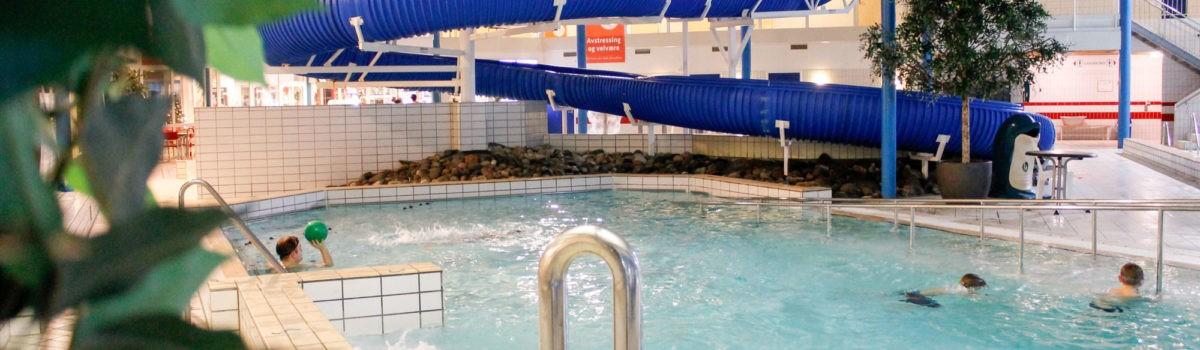 Vellykket badedag i Dampsaga.