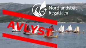 Nordlandsbåtregattaen 2020 er avlyst