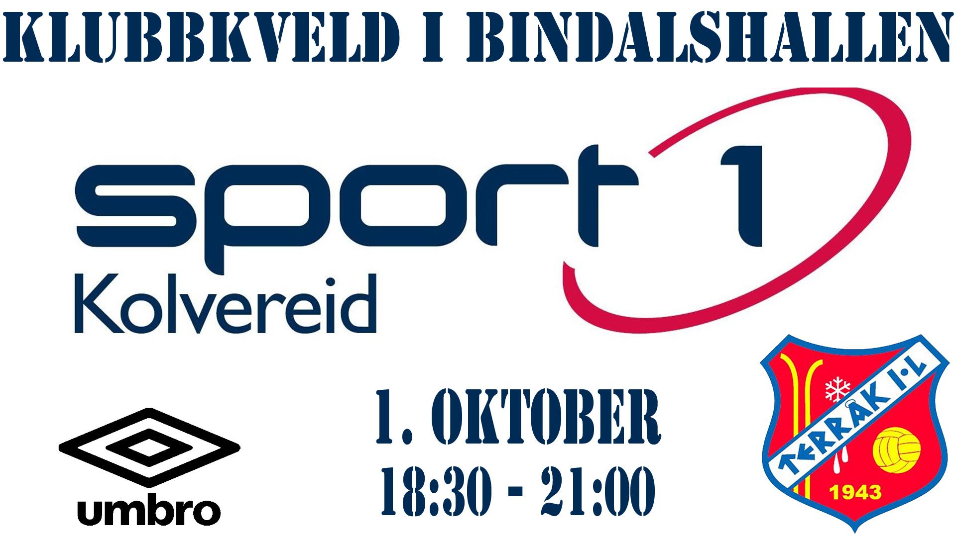 Klubbkveld på Skihuset 1. Oktober
